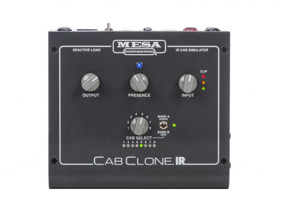 Mesa Boogie CabClone IR cabinet clone chitarra guitar amp mogar strumenti musicali