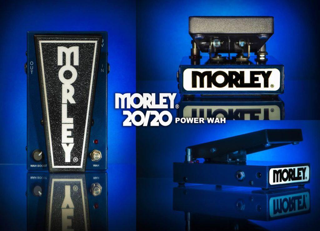 Morley 20/20 power wah pedali effetti fx soundwave strumenti musicali