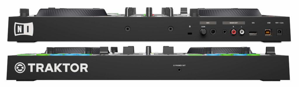 Native Instruments Traktor Kontrol S2 mk3 controller dj midi music strumenti musicali test