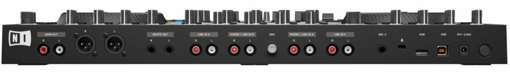 Native Instruments Traktor Kontrol S4 mk3 controller console dj test midi music strumenti musicali