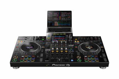 Pioneer DJ XDJ-XZ console controller frenexport live perform club strumenti musicali