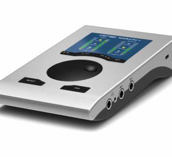 RME Babyface Pro FS interfaccia audio midiware studio project home strumenti musicali