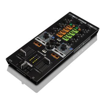 Reloop MIxtour mixer hardware dj audio