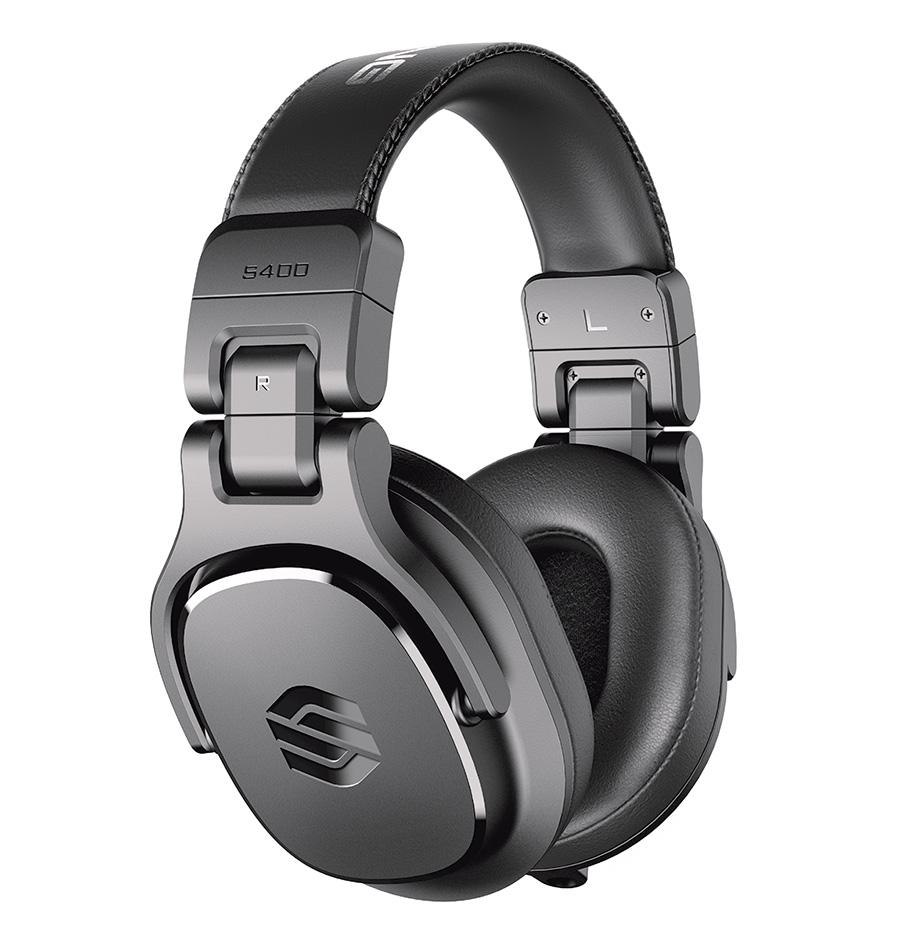 Sterling Audio S400 headphone cuffia rec studio home project pro strumenti musicali