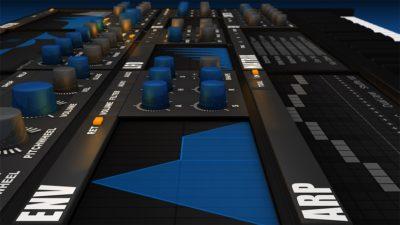 Tone2 Icarus soft synth virtual sintetizzatore strumenti musicali