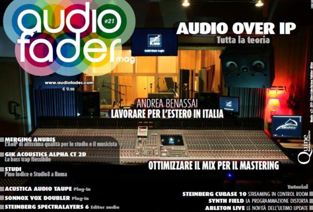 audiofader magazine