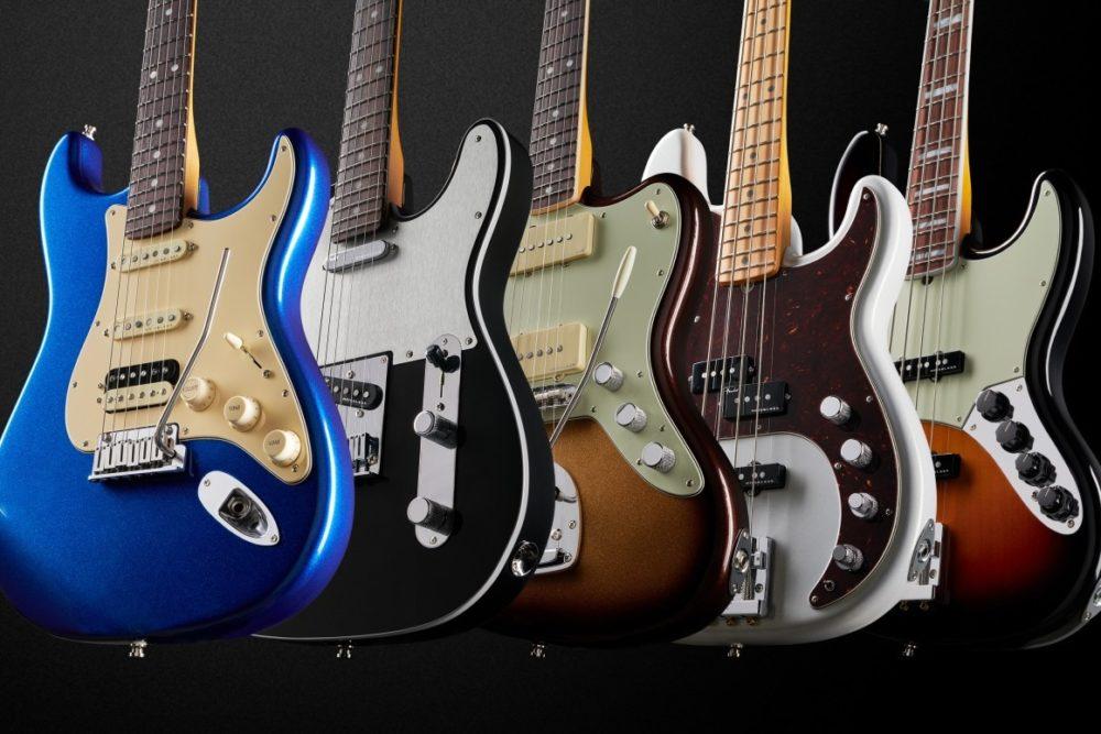 serie Fender American Ultra strumenti musicali