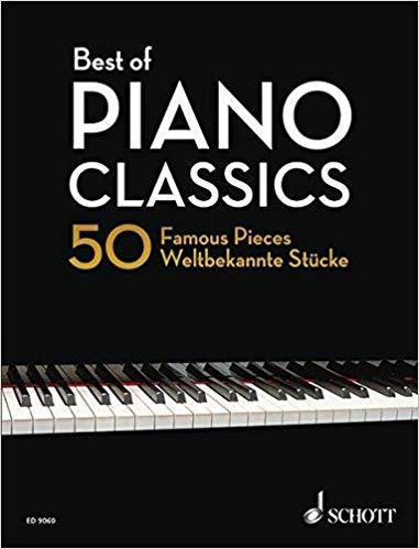 Best of Piano Classics strumenti musicali