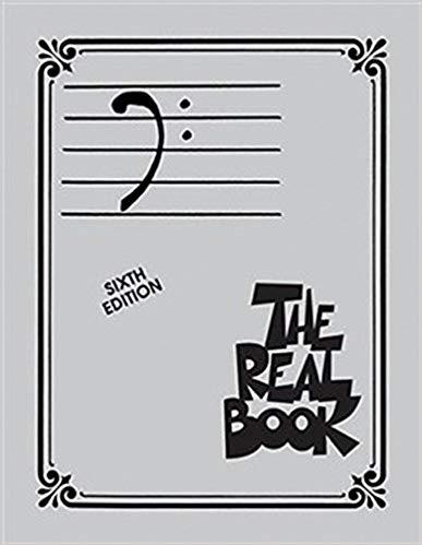 the real book bass strumenti musicali