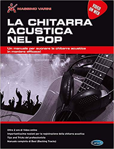 La Chitarra Acustica nel Pop varini strumenti musicali