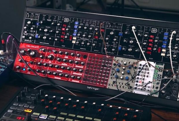 Behringer Eurorack Go modular synth sintetizzatore strumenti musicali