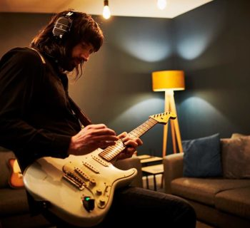 Boss Waza Air wireless chitarra headphones cuffie audio pro roland strumenti musicali