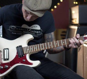Danelectro 64XT chitarra guitar elettrica electric strumenti musicali