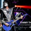 Epiphone Tommy Thayer Electric Blue Les Paul Outfit ltd ed chitarra guitar kiss strumenti musicali