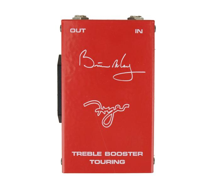 Fryer Brian May Treble Booster