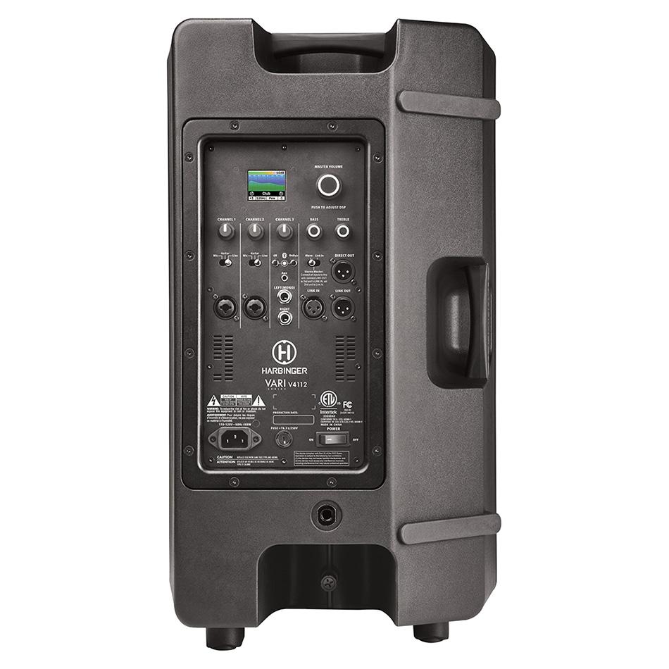 Harbinger V4112 Vari live monitor stage impianto sistema pa strumenti musicali