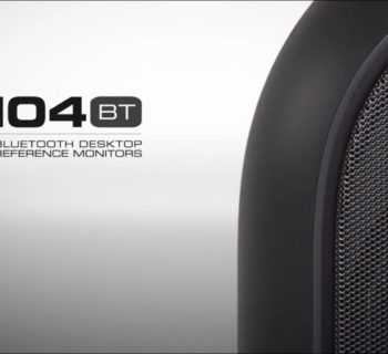 JBL One series 104bt monitor reference bluetooth wireless leading technologies studio pro project home strumenti musicali