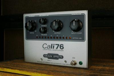 Origin Effects Cali76 TX stompbox pedale chitarra guitar strumenti musicali sauce