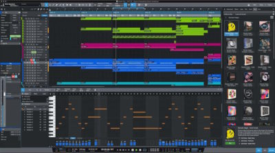 PreSonus ampire Studio One 4.6 update aggiornamento daw software rec studio pro project home mix edit midi music audiofader