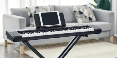 The One Keyboard Air tastiera bluetooth strumenti musicali