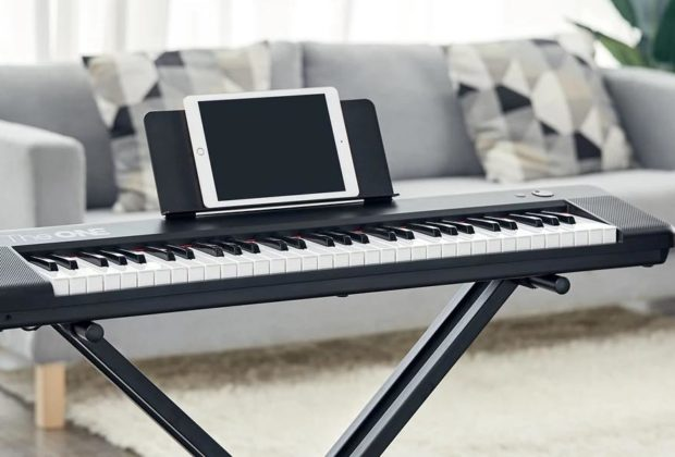 The One Keyboard Air tastiera bluetooth strumenti musicali