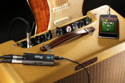 ik multimedia - irig hd 2