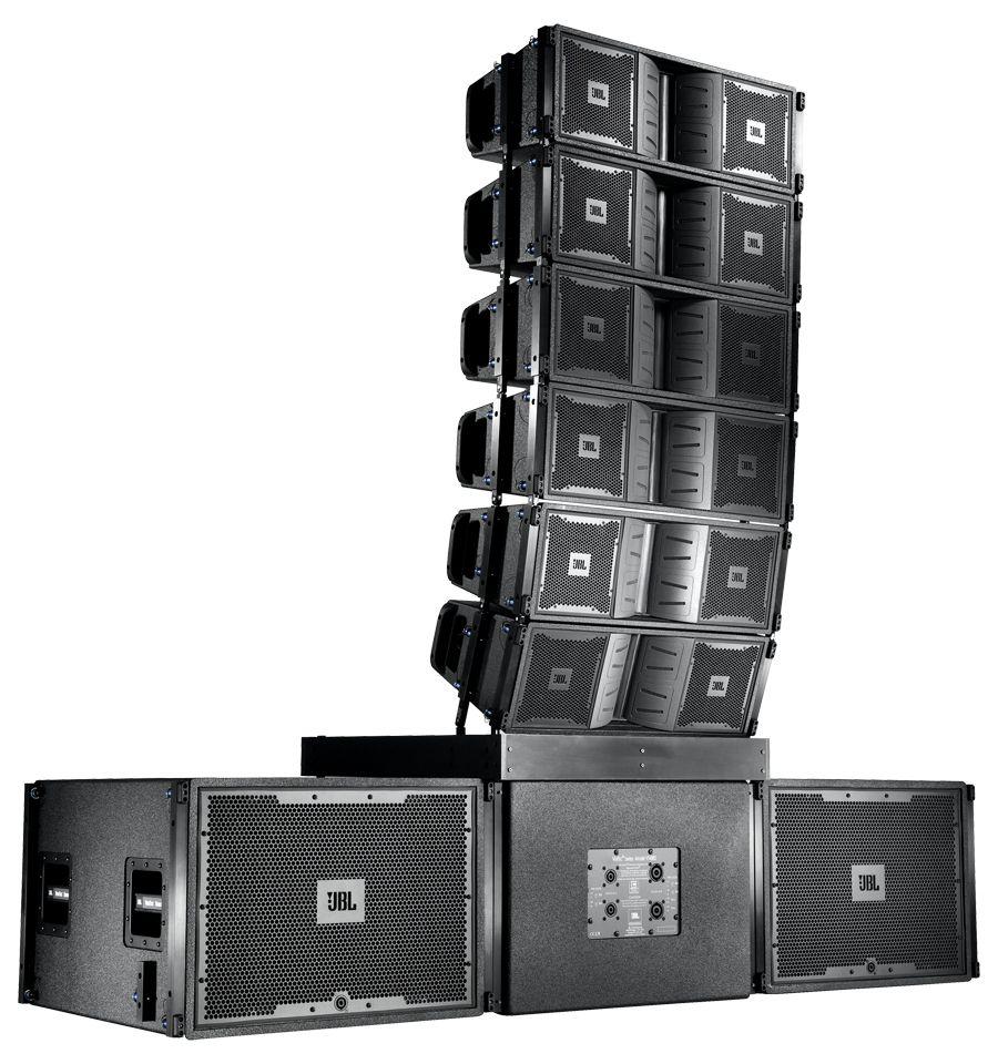 JBL VerTec sm strumenti musicali