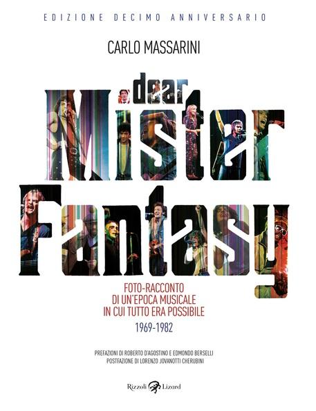 Dear Mister Fantasy strumenti musicali