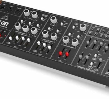 Behringer Cat synth hardware sintetizzatore analog strumenti musicali