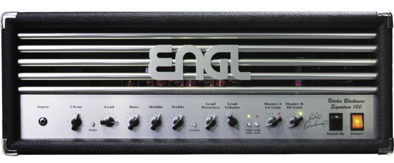 ENGL Ritchie Blackmore Signature E650 strumenti musicali