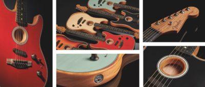 Fender Acoustasonic american stratocaster chitarra acustica guitar elettroacustica strumenti musicali