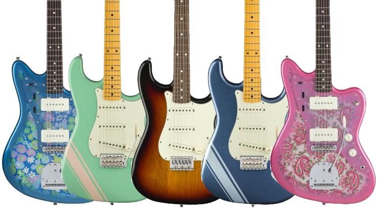 Fender Giappone novità strumenti musicali