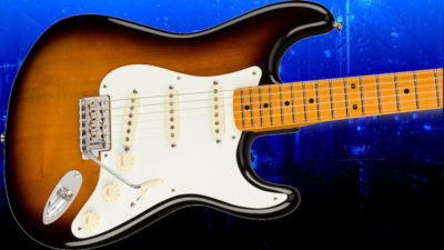 Fender Stratocaster Eric Johnson 1954 Virginia chitarra elettrica guitar strumenti musicali