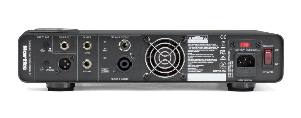 Hartke LX5500 amp bass strumenti musicali