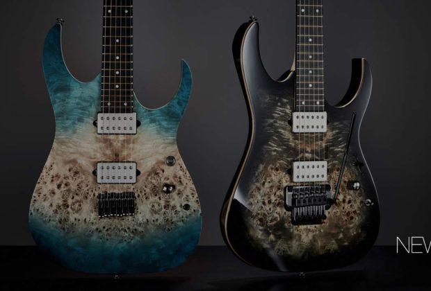 Ibanez 2020 guitar chitarra namm show strumenti musicali