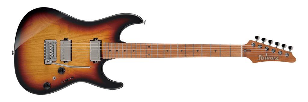 Ibanez AZ2202A Prestige Tri Fade Burst chitarra guitar strumenti musicali