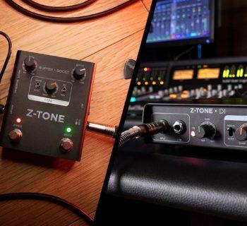 Ik Multimedia Z-Tone di box namm show 2020 mogar strumenti musicali