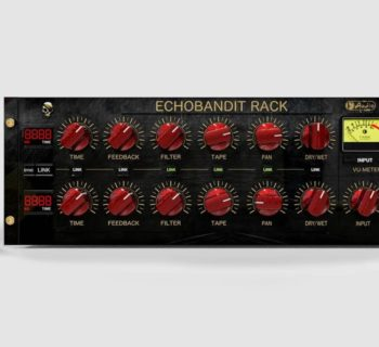 Nembrini Audio EchoBandit f-pedals rack stomp fx plug-in audio pro software daw virtual strumenti musicali