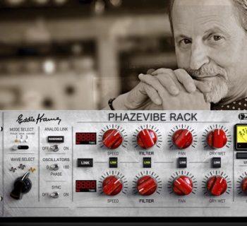Nembrini Audio Phazevibe bundle rack stompbox virtual software daw guitar fx eddie kramer strumenti musicali