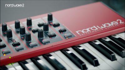 Nord Wave 2 synth sintetizzatore eko music group strumenti musicali
