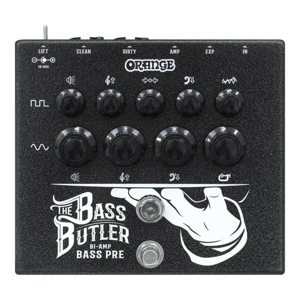 Orange The Bass Butler amp adagio strumenti musicali