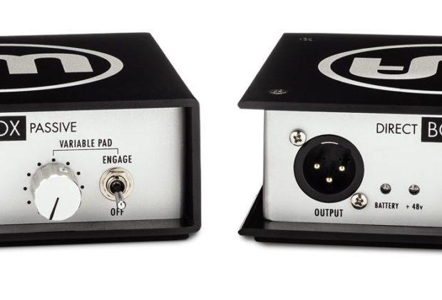 Warm Audio Direct Box guitar bass midiware studio live strumenti musicali