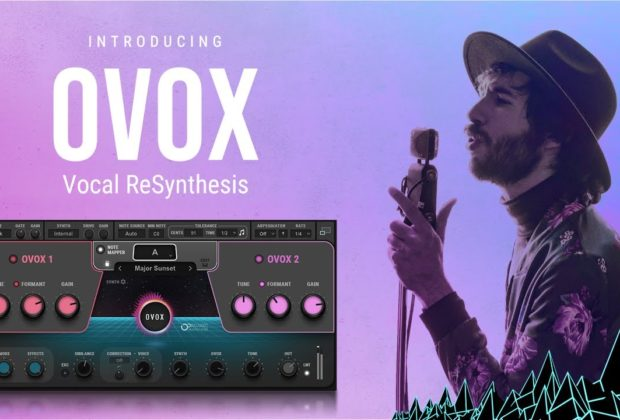 Waves OVox plug-in audio software virtual audiofader