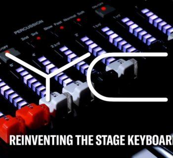 Yamaha YC61 tastiera keyboard drawbar strumenti musicali