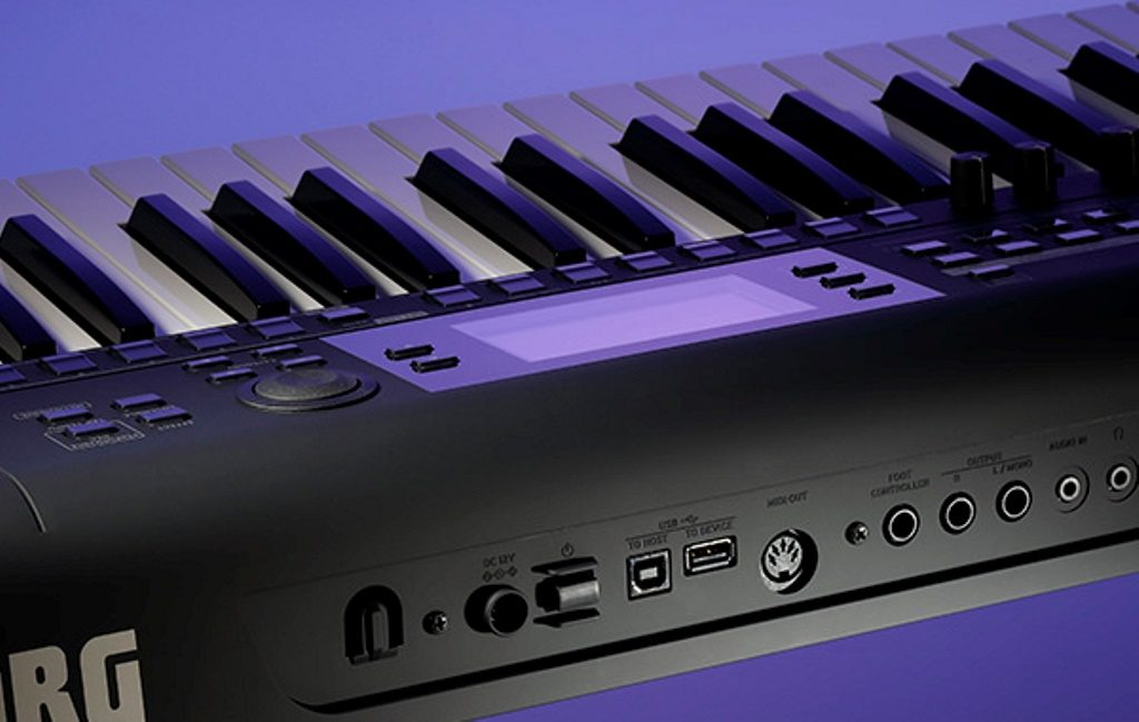 korg tastiere