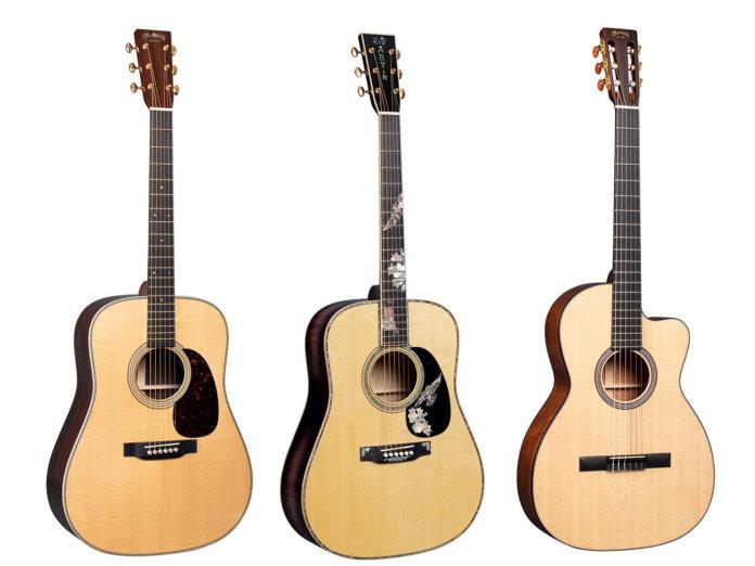 martin acustiche NAMM 2020 strumenti musicali