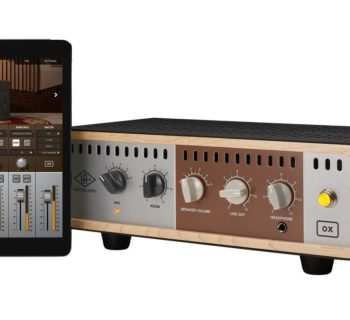 Universal Audio OX chitarra strumenti musicali