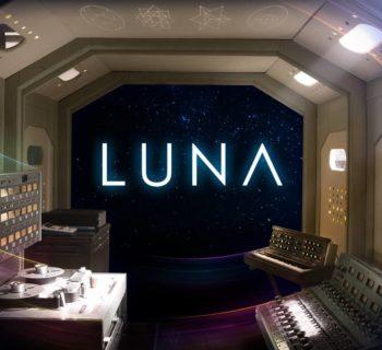 universal audio luna daw software rec producer strumenti musicali