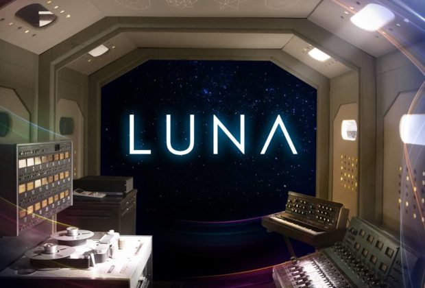 universal audio luna daw software rec producer strumenti musicali