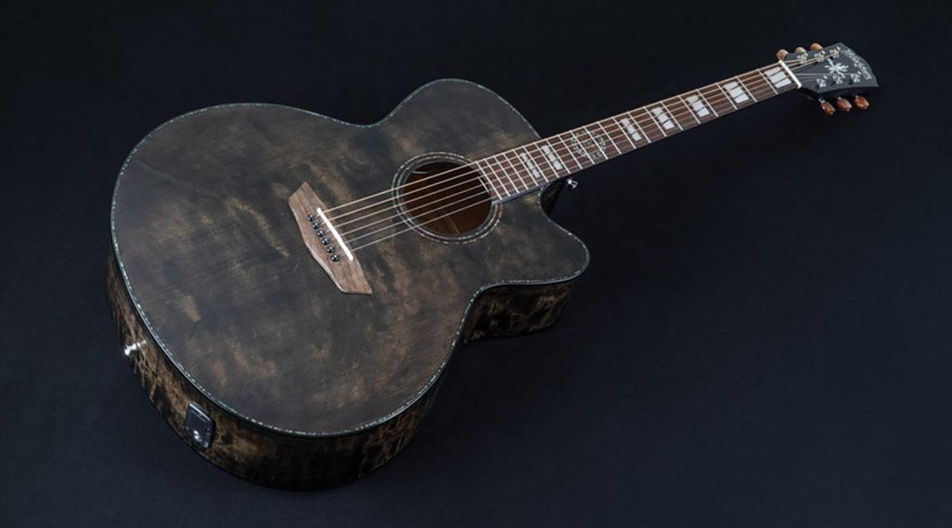 washburn j40sce strumenti musicali